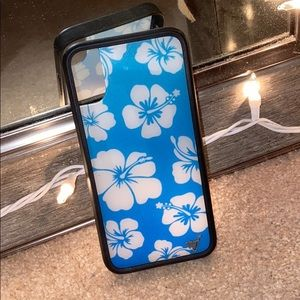 Hibiscus Wildflower IPhone X/XS Case